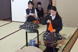 第26回「学生合同茶会」に参加しました