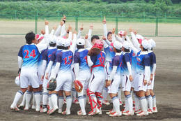 ≪ソフトボール部≫近畿高等学校ソフトボール選手権大会に出場。