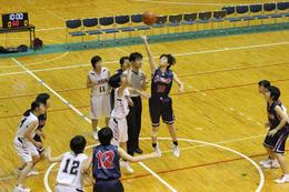 バスケットボール部が県総体Aブロックで優勝しました!