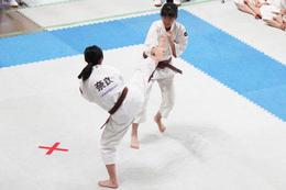 「少林寺拳法全国大会inおおいた」で健闘しました!