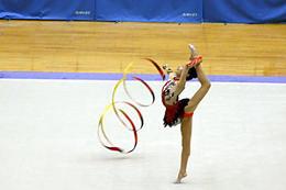 新体操部が第71回国民体育大会に出場しました!