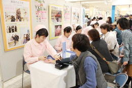 第25回「奈良県産業教育フェア」に参加しました