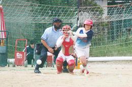 ソフトボール部が選抜大会県予選で2位に!