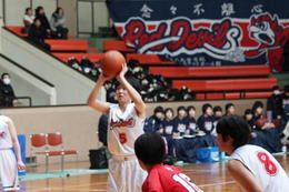 バスケットボール部が県新人戦で優勝!