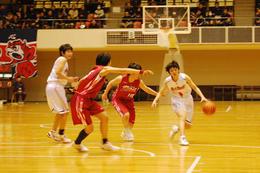 近畿高校バスケットボール新人大会で善戦!