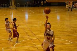 バスケットボール部が近畿大会で大活躍-3位に!