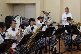 収穫大!吹奏楽部が学外練習 in 大阪芸術大学