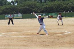 ソフトボール部が近畿大会で健闘しました!