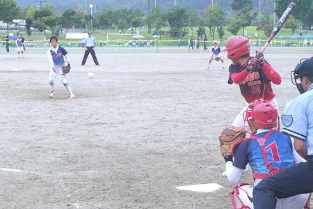 第28回近畿私立高等学校女子ソフトボール選抜大会に出場しました