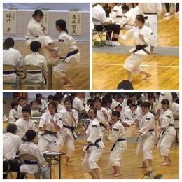 第68回奈良県民体育大会・2017年少林寺拳法奈良県大会で大活躍