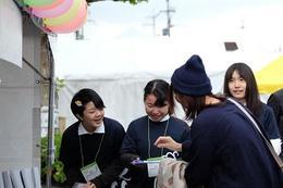 「未来は元気フェスティバル2017」にボランティアスタッフとして参加しました