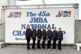 マーチングバンド全国大会(奈良学園大学チーム)に参加させていただきました!