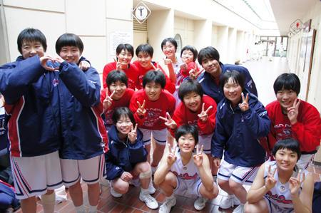 バスケットボール部が県新人戦で優勝しました!