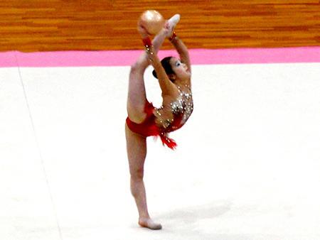 新体操部が全国選抜大会出場&舞洲カップで総合2位に!