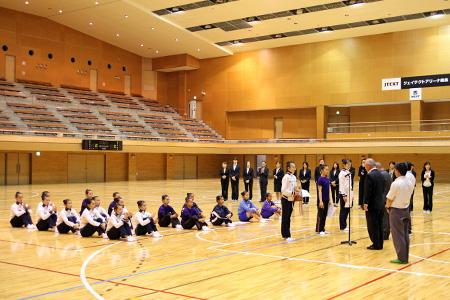 新体操部が個人・団体ともインターハイ出場決定しました!