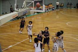 第65回近畿高等学校バスケットボール大会に出場 第3位に!!