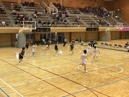 バスケットボール部 奈良県高校総体でブロック優勝!!