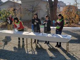 大和高田市の未来は元気フェスティバルにボランティアとして参加しました