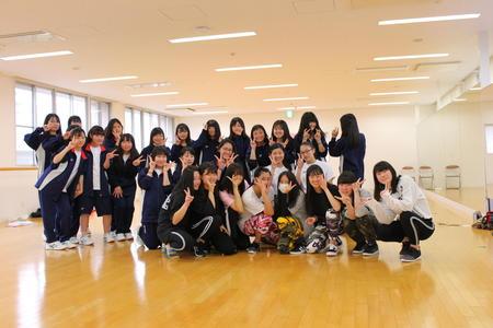 『新入生歓迎会』・『クラブへGO!クラブ体験会』が行われました。