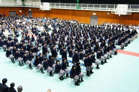 平成31年度入学式を挙行しました