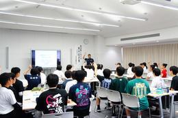 部活動における熱中症対策講座を開催しました