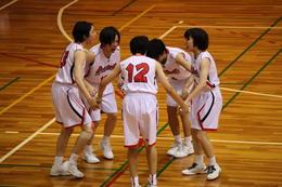 バスケットボール部、県総体でブロック優勝!