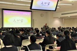 受験対策勉強会を開催しました