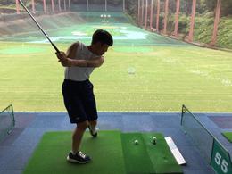 『ゴルフ』に挑戦!