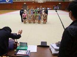 『なら奈良WEBまつり』で新体操部が取り上げられます!