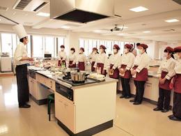 3年食文化コース「調理師による出張授業」を行いました
