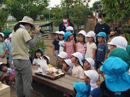 【子ども教育コース】奈良文化幼稚園で実習を行いました